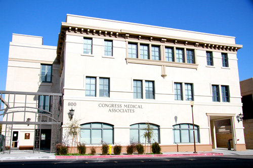 Congress Medical Office Building Pasadena, CA - Heider Inspection Group