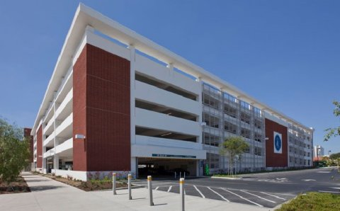 El Camino College Parking Structure Torrance, CA - Heider Inspection Group